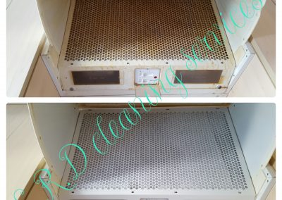 Extractor Fan Clean