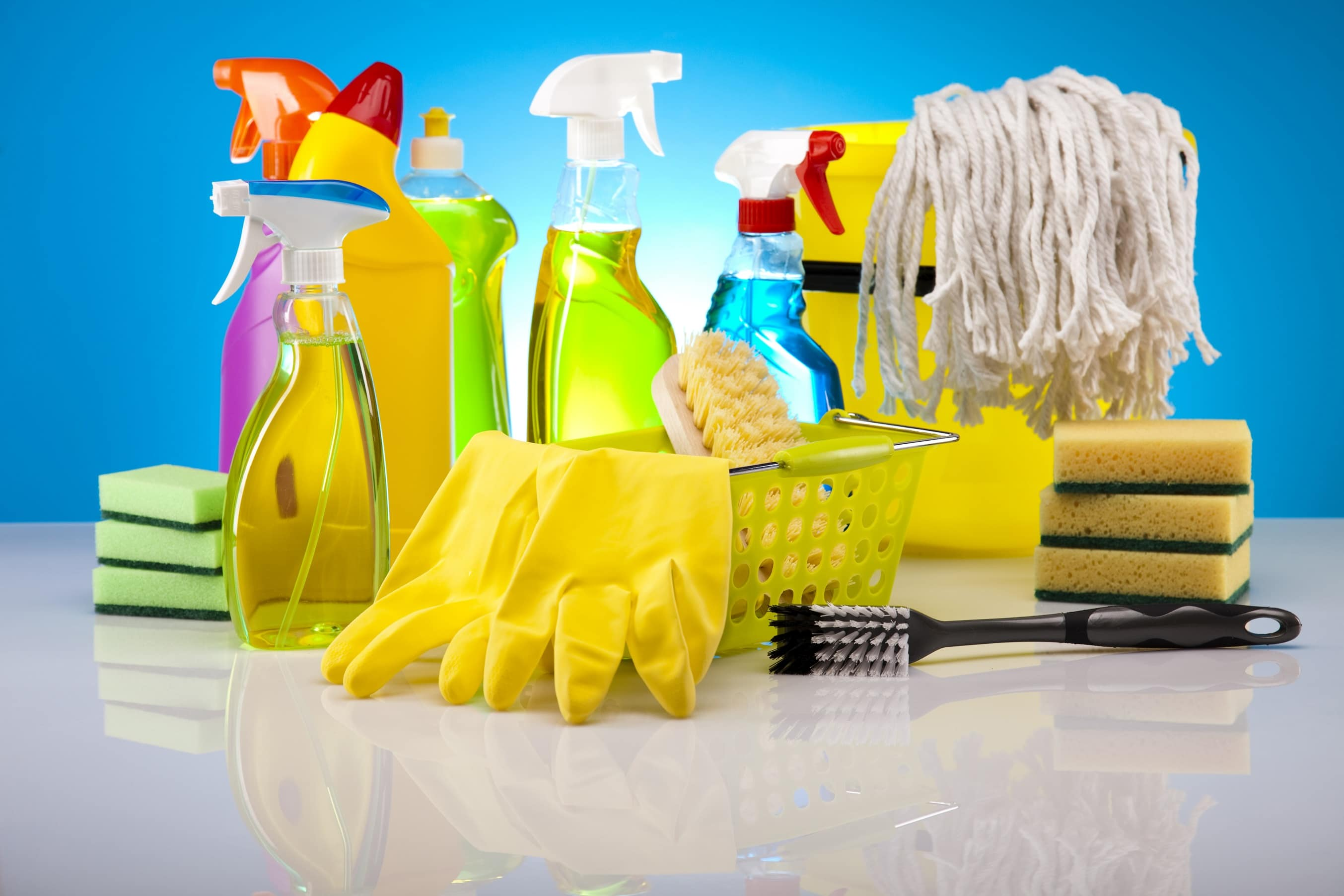 Domestic, Commercial Cleaning